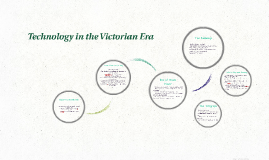 Technologie in the Victorian era