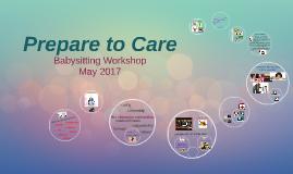 TCS Babysitting Workshop