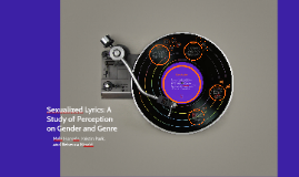 Sexualized Lyrics: A Study of Perception on Gender and Genre