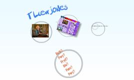 T Llew Jones