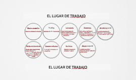 EL LUGAR DE TRABAJO
