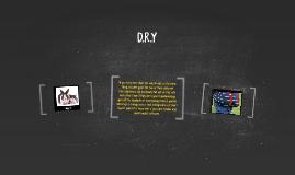 D.R.Y