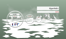 Copy of Hyperbola's