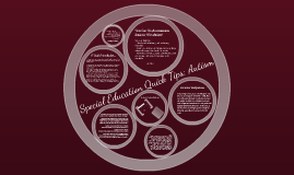 Special Education Quick Tips: Autism