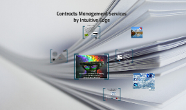 Contracts Management Services by Intuitive Edge