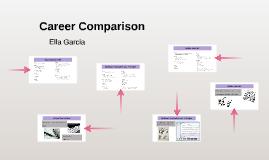 Career Comparison