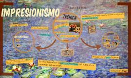 Copy of Impresionismo