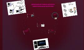 ESTACIONES DE TRABAJO-SERVIDOR- COMPUTADORAS DE ESCRITORIO