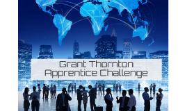 Copy of Apprentice Challenge