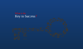 Copy of Copy of Keys to success
