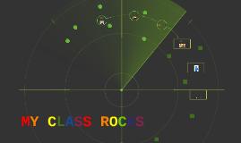 MY CLASS ROCKS