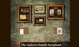 Home Front Scrapbook