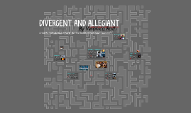 Divergent & Allegiant