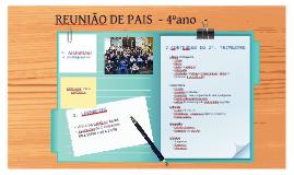 (CÓPIA) REUNIÃO DE PAIS - 4ºANO