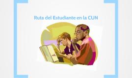 Ruta del Estudiante Cunista