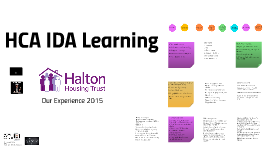 HouseMark Session Sept 15 HCA IDA Learning