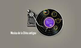 Copy of China antigua
