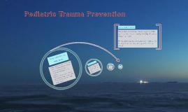 Pediatric Trauma Prevention