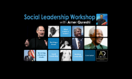 Copy of Social Leadership