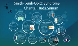 Smith-Lemli-Opitz Syndrome