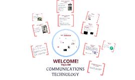 Copy of COMMUNICATIONS TECHNOLOGY