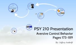 aversive control