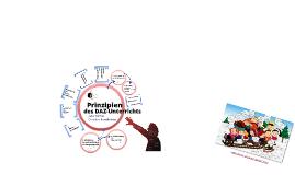 Prinzipien des DAZ-Unterrichts