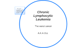 Chronic Lymphocytic