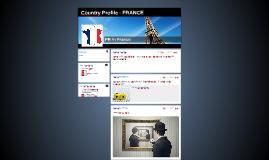 PR in France