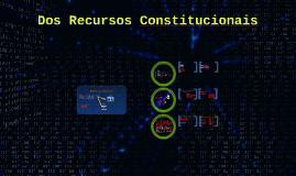 Dos Recursos Constitucionais-OAB