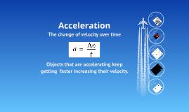 R-06: Acceleration