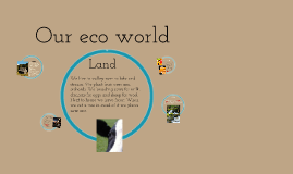 Our eco world