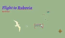 Flight to Rubovia