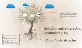 Copia de UNIDAD 4. FILOSOFÍA DEL DERECHO
