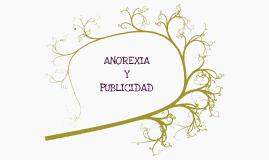 Anorexia y publicidad