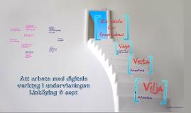 Att arbeta med digitala verktyg i undervisningen Linköping 9 sept