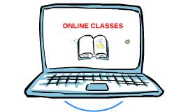 Copy of ONLINE CLASSES