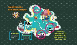 Warner Bros Semiotics Analysis