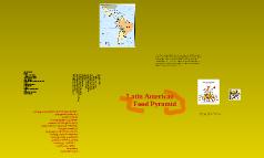 Latin American Food Pyramid