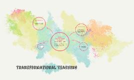 Transformational Teaching