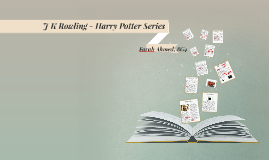J K Rowling - Harry Potter Series