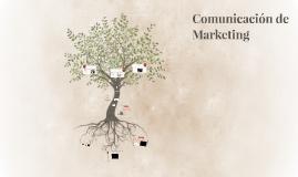 Comunicación de Marketing