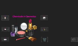 Chemicals in Cosmetics