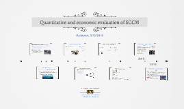 Economic evaluation of SCCM (Budapest 3.10.2018)