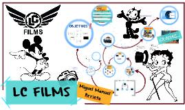 Proyecto de grado LC FILMS