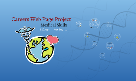 Careers Web Page Project