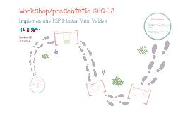 Presentatie Implementatie Vita Velden