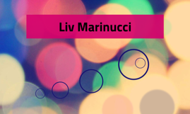 Liv Marinucci