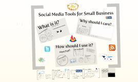 Social Media Tools for Small Business