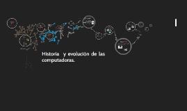 HISTORIA DE LAS COMPUTADORAS SAMY